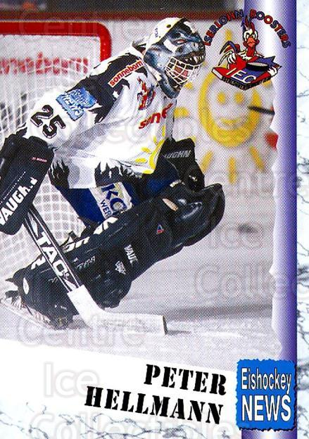 1999-00 German Bundesliga 2 #219 Peter Hellmann<br/>12 In Stock - $2.00 each - <a href=https://centericecollectibles.foxycart.com/cart?name=1999-00%20German%20Bundesliga%202%20%23219%20Peter%20Hellmann...&quantity_max=12&price=$2.00&code=75809 class=foxycart> Buy it now! </a>