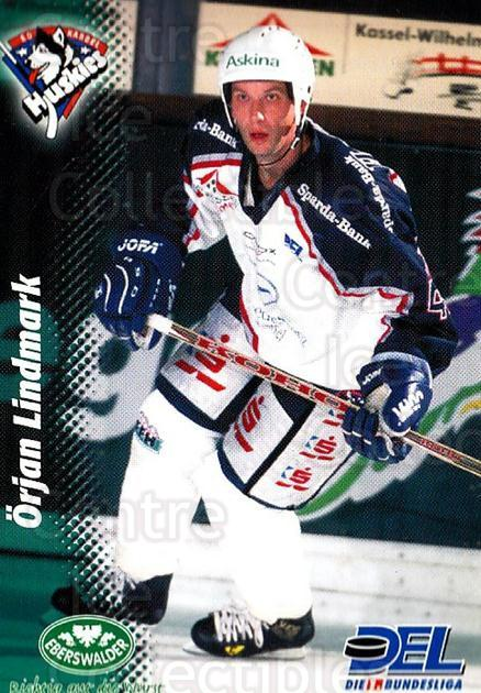 1999-00 German DEL #193 Orjan Lindmark<br/>9 In Stock - $2.00 each - <a href=https://centericecollectibles.foxycart.com/cart?name=1999-00%20German%20DEL%20%23193%20Orjan%20Lindmark...&quantity_max=9&price=$2.00&code=75936 class=foxycart> Buy it now! </a>