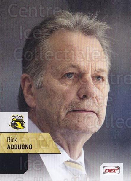 2017-18 German DEL #119 Rick Adduono<br/>5 In Stock - $2.00 each - <a href=https://centericecollectibles.foxycart.com/cart?name=2017-18%20German%20DEL%20%23119%20Rick%20Adduono...&quantity_max=5&price=$2.00&code=759817 class=foxycart> Buy it now! </a>