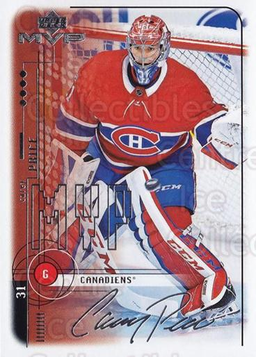 2018-19 Upper Deck MVP 20th Anniversary Tribute Silver Script #30 Carey Price<br/>1 In Stock - $10.00 each - <a href=https://centericecollectibles.foxycart.com/cart?name=2018-19%20Upper%20Deck%20MVP%2020th%20Anniversary%20Tribute%20Silver%20Script%20%2330%20Carey%20Price...&quantity_max=1&price=$10.00&code=761368 class=foxycart> Buy it now! </a>