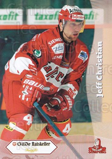 2003-04 German Hannover Scorpions Postcards #5 Jeff Christian<br/>1 In Stock - $3.00 each - <a href=https://centericecollectibles.foxycart.com/cart?name=2003-04%20German%20Hannover%20Scorpions%20Postcards%20%235%20Jeff%20Christian...&quantity_max=1&price=$3.00&code=762734 class=foxycart> Buy it now! </a>