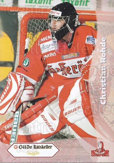 2003-04 German Hannover Scorpions Postcards #8 Christian Rohde<br/>1 In Stock - $3.00 each - <a href=https://centericecollectibles.foxycart.com/cart?name=2003-04%20German%20Hannover%20Scorpions%20Postcards%20%238%20Christian%20Rohde...&quantity_max=1&price=$3.00&code=762737 class=foxycart> Buy it now! </a>