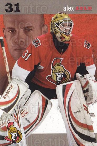 2008-09 Ottawa Senators Team Issue #2 Alex Auld<br/>1 In Stock - $3.00 each - <a href=https://centericecollectibles.foxycart.com/cart?name=2008-09%20Ottawa%20Senators%20Team%20Issue%20%232%20Alex%20Auld...&quantity_max=1&price=$3.00&code=762884 class=foxycart> Buy it now! </a>