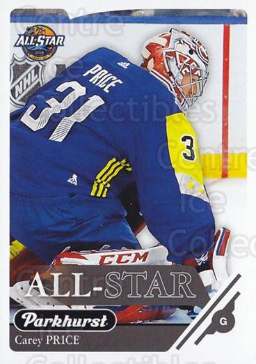 2018-19 Parkhurst #315 Carey Price<br/>1 In Stock - $5.00 each - <a href=https://centericecollectibles.foxycart.com/cart?name=2018-19%20Parkhurst%20%23315%20Carey%20Price...&quantity_max=1&price=$5.00&code=764670 class=foxycart> Buy it now! </a>