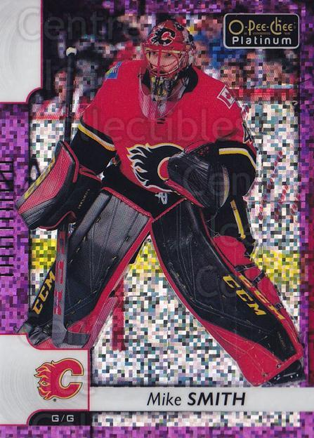 2017-18 O-Pee-Chee Platinum Violet Pixels #133 Mike Smith<br/>1 In Stock - $5.00 each - <a href=https://centericecollectibles.foxycart.com/cart?name=2017-18%20O-Pee-Chee%20Platinum%20Violet%20Pixels%20%23133%20Mike%20Smith...&quantity_max=1&price=$5.00&code=765765 class=foxycart> Buy it now! </a>