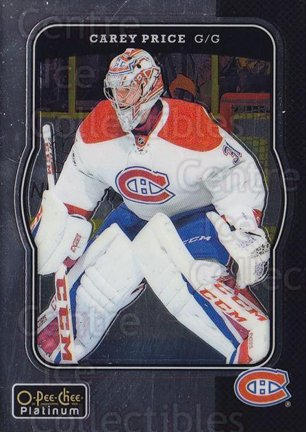 2017-18 O-Pee-Chee Platinum Retro #38 Carey Price<br/>1 In Stock - $10.00 each - <a href=https://centericecollectibles.foxycart.com/cart?name=2017-18%20O-Pee-Chee%20Platinum%20Retro%20%2338%20Carey%20Price...&quantity_max=1&price=$10.00&code=766239 class=foxycart> Buy it now! </a>