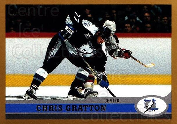 1999-00 O-Pee-Chee #170 Chris Gratton<br/>11 In Stock - $1.00 each - <a href=https://centericecollectibles.foxycart.com/cart?name=1999-00%20O-Pee-Chee%20%23170%20Chris%20Gratton...&quantity_max=11&price=$1.00&code=76630 class=foxycart> Buy it now! </a>