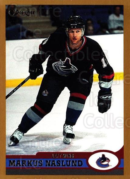1999-00 O-Pee-Chee #171 Markus Naslund<br/>3 In Stock - $1.00 each - <a href=https://centericecollectibles.foxycart.com/cart?name=1999-00%20O-Pee-Chee%20%23171%20Markus%20Naslund...&quantity_max=3&price=$1.00&code=76631 class=foxycart> Buy it now! </a>