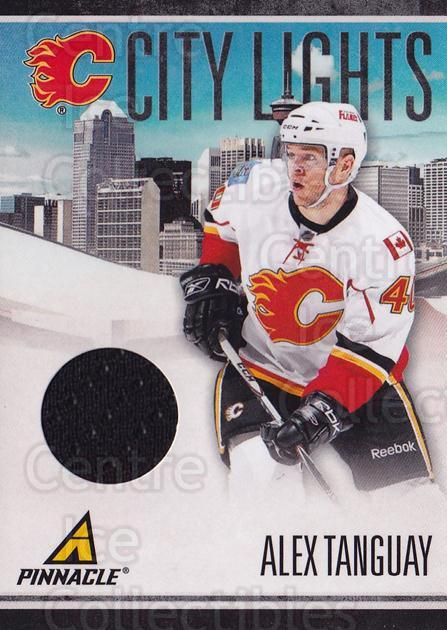 2010-11 Pinnacle City Lights Materials #41 Alex Tanguay<br/>1 In Stock - $10.00 each - <a href=https://centericecollectibles.foxycart.com/cart?name=2010-11%20Pinnacle%20City%20Lights%20Materials%20%2341%20Alex%20Tanguay...&quantity_max=1&price=$10.00&code=766342 class=foxycart> Buy it now! </a>