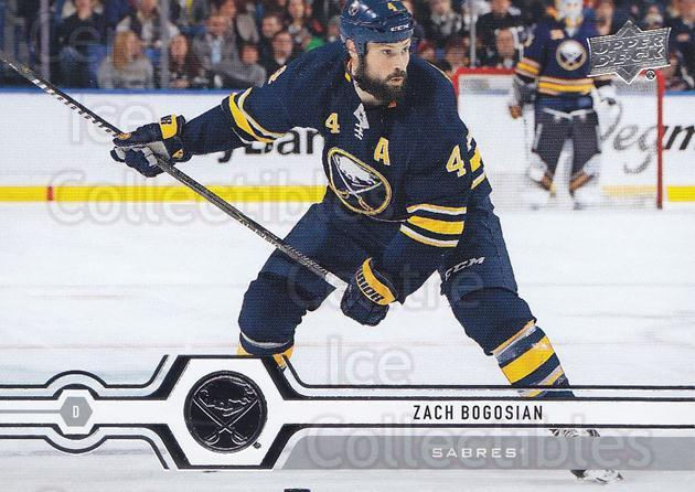 2019-20 Upper Deck #20 Zach Bogosian<br/>15 In Stock - $1.00 each - <a href=https://centericecollectibles.foxycart.com/cart?name=2019-20%20Upper%20Deck%20%2320%20Zach%20Bogosian...&quantity_max=15&price=$1.00&code=766929 class=foxycart> Buy it now! </a>