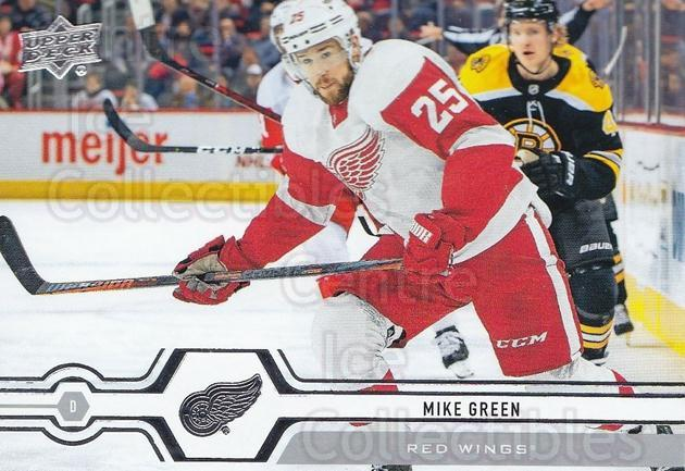 2019-20 Upper Deck #32 Mike Green<br/>15 In Stock - $1.00 each - <a href=https://centericecollectibles.foxycart.com/cart?name=2019-20%20Upper%20Deck%20%2332%20Mike%20Green...&quantity_max=15&price=$1.00&code=766941 class=foxycart> Buy it now! </a>