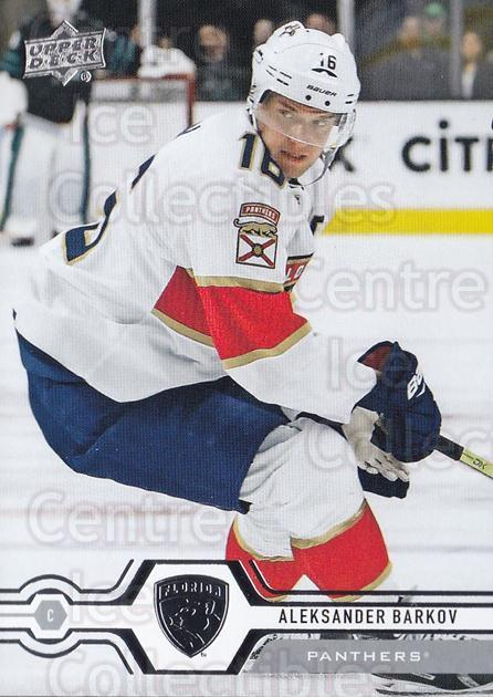 2019-20 Upper Deck #40 Aleksander Barkov<br/>15 In Stock - $1.00 each - <a href=https://centericecollectibles.foxycart.com/cart?name=2019-20%20Upper%20Deck%20%2340%20Aleksander%20Bark...&quantity_max=15&price=$1.00&code=766949 class=foxycart> Buy it now! </a>