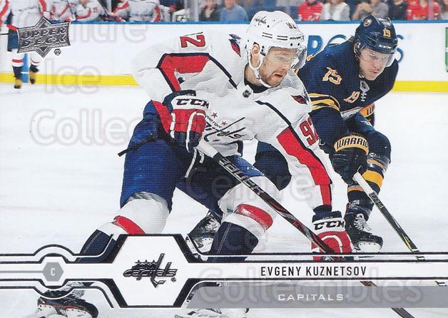 2019-20 Upper Deck #59 Evgeny Kuznetsov<br/>15 In Stock - $1.00 each - <a href=https://centericecollectibles.foxycart.com/cart?name=2019-20%20Upper%20Deck%20%2359%20Evgeny%20Kuznetso...&quantity_max=15&price=$1.00&code=766968 class=foxycart> Buy it now! </a>