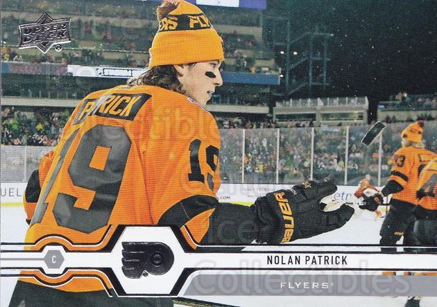 2019-20 Upper Deck #72 Nolan Patrick<br/>15 In Stock - $1.00 each - <a href=https://centericecollectibles.foxycart.com/cart?name=2019-20%20Upper%20Deck%20%2372%20Nolan%20Patrick...&quantity_max=15&price=$1.00&code=766981 class=foxycart> Buy it now! </a>