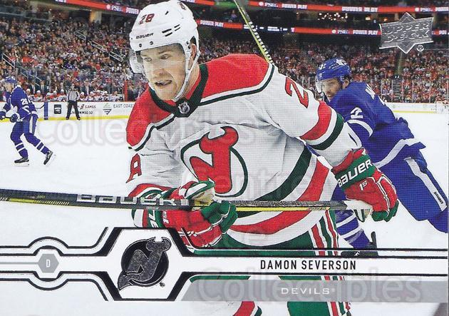 2019-20 Upper Deck #82 Damon Severson<br/>15 In Stock - $1.00 each - <a href=https://centericecollectibles.foxycart.com/cart?name=2019-20%20Upper%20Deck%20%2382%20Damon%20Severson...&quantity_max=15&price=$1.00&code=766991 class=foxycart> Buy it now! </a>