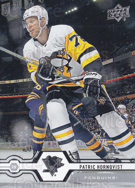 2019-20 Upper Deck #97 Patric Hornqvist<br/>15 In Stock - $1.00 each - <a href=https://centericecollectibles.foxycart.com/cart?name=2019-20%20Upper%20Deck%20%2397%20Patric%20Hornqvis...&quantity_max=15&price=$1.00&code=767006 class=foxycart> Buy it now! </a>