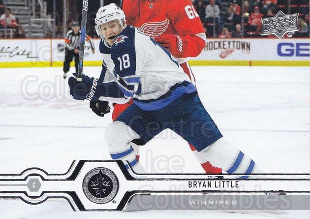 2019-20 Upper Deck #106 Bryan Little<br/>15 In Stock - $1.00 each - <a href=https://centericecollectibles.foxycart.com/cart?name=2019-20%20Upper%20Deck%20%23106%20Bryan%20Little...&quantity_max=15&price=$1.00&code=767015 class=foxycart> Buy it now! </a>