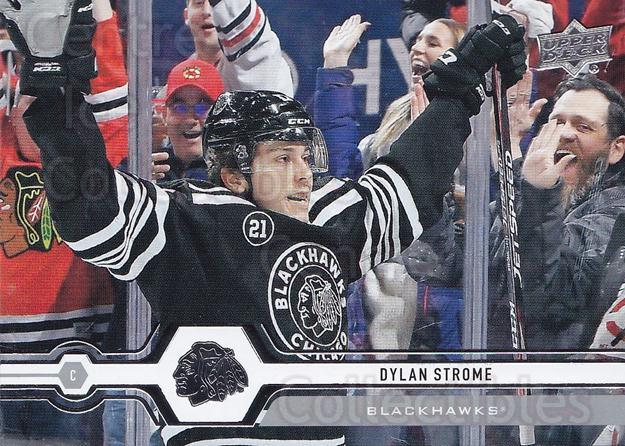2019-20 Upper Deck #111 Dylan Strome<br/>15 In Stock - $1.00 each - <a href=https://centericecollectibles.foxycart.com/cart?name=2019-20%20Upper%20Deck%20%23111%20Dylan%20Strome...&quantity_max=15&price=$1.00&code=767020 class=foxycart> Buy it now! </a>