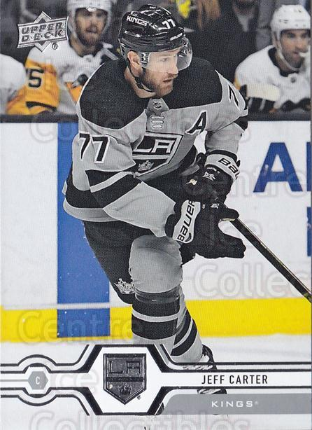 2019-20 Upper Deck #150 Jeff Carter<br/>15 In Stock - $1.00 each - <a href=https://centericecollectibles.foxycart.com/cart?name=2019-20%20Upper%20Deck%20%23150%20Jeff%20Carter...&quantity_max=15&price=$1.00&code=767059 class=foxycart> Buy it now! </a>