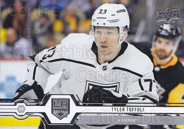 2019-20 Upper Deck #151 Tyler Toffoli<br/>15 In Stock - $1.00 each - <a href=https://centericecollectibles.foxycart.com/cart?name=2019-20%20Upper%20Deck%20%23151%20Tyler%20Toffoli...&quantity_max=15&price=$1.00&code=767060 class=foxycart> Buy it now! </a>