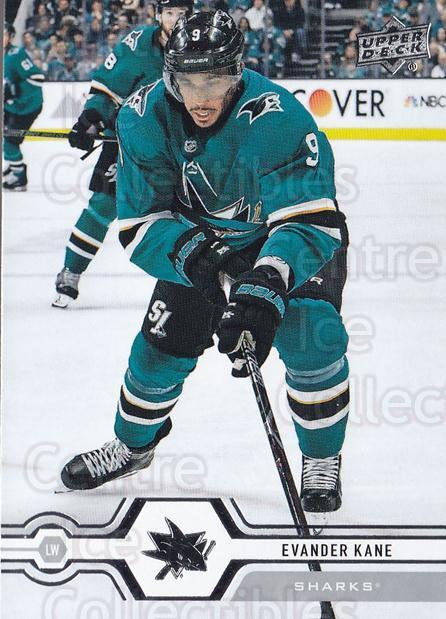 2019-20 Upper Deck #162 Evander Kane<br/>15 In Stock - $1.00 each - <a href=https://centericecollectibles.foxycart.com/cart?name=2019-20%20Upper%20Deck%20%23162%20Evander%20Kane...&quantity_max=15&price=$1.00&code=767071 class=foxycart> Buy it now! </a>
