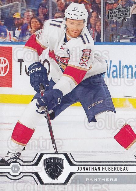 2019-20 Upper Deck #291 Jonathan Huberdeau<br/>15 In Stock - $1.00 each - <a href=https://centericecollectibles.foxycart.com/cart?name=2019-20%20Upper%20Deck%20%23291%20Jonathan%20Huberd...&quantity_max=15&price=$1.00&code=767200 class=foxycart> Buy it now! </a>