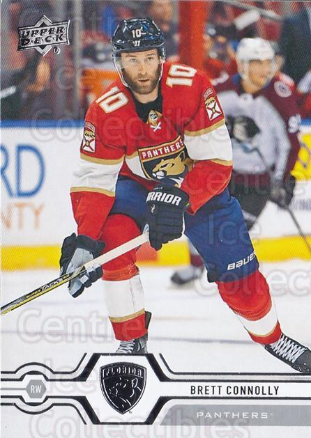 2019-20 Upper Deck #294 Brett Connolly<br/>15 In Stock - $1.00 each - <a href=https://centericecollectibles.foxycart.com/cart?name=2019-20%20Upper%20Deck%20%23294%20Brett%20Connolly...&quantity_max=15&price=$1.00&code=767203 class=foxycart> Buy it now! </a>