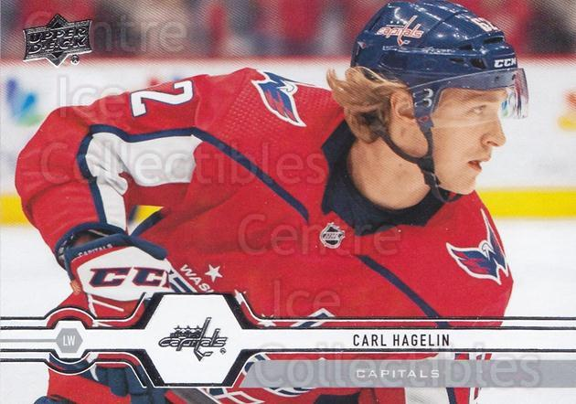 2019-20 Upper Deck #314 Carl Hagelin<br/>15 In Stock - $1.00 each - <a href=https://centericecollectibles.foxycart.com/cart?name=2019-20%20Upper%20Deck%20%23314%20Carl%20Hagelin...&quantity_max=15&price=$1.00&code=767223 class=foxycart> Buy it now! </a>