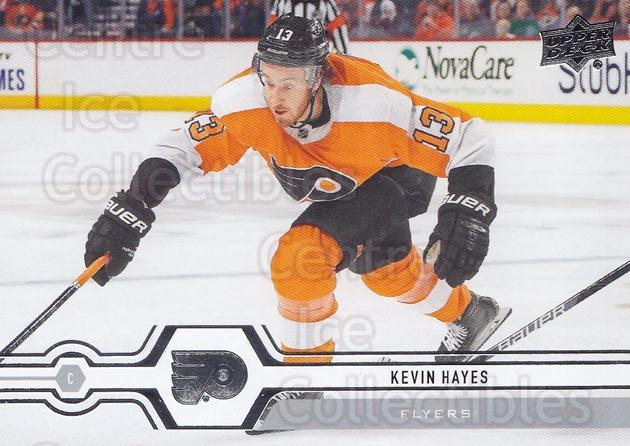 2019-20 Upper Deck #325 Kevin Hayes<br/>15 In Stock - $1.00 each - <a href=https://centericecollectibles.foxycart.com/cart?name=2019-20%20Upper%20Deck%20%23325%20Kevin%20Hayes...&quantity_max=15&price=$1.00&code=767234 class=foxycart> Buy it now! </a>