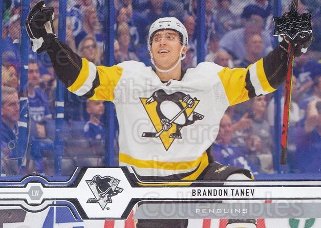 2019-20 Upper Deck #355 Brandon Tanev<br/>15 In Stock - $1.00 each - <a href=https://centericecollectibles.foxycart.com/cart?name=2019-20%20Upper%20Deck%20%23355%20Brandon%20Tanev...&quantity_max=15&price=$1.00&code=767264 class=foxycart> Buy it now! </a>