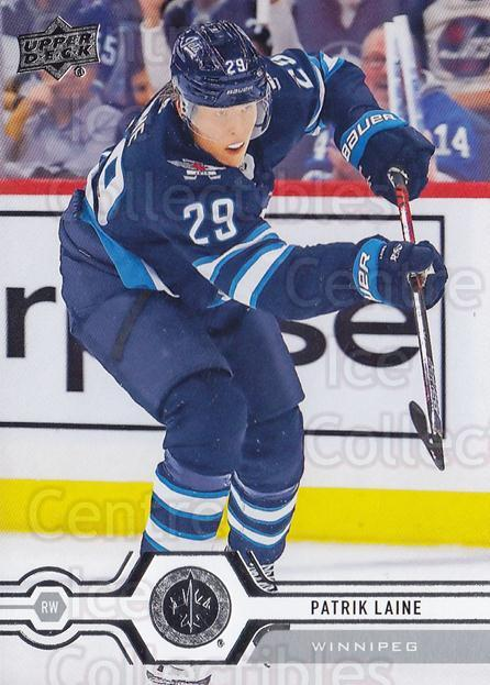 2019-20 Upper Deck #359 Patrik Laine<br/>15 In Stock - $1.00 each - <a href=https://centericecollectibles.foxycart.com/cart?name=2019-20%20Upper%20Deck%20%23359%20Patrik%20Laine...&quantity_max=15&price=$1.00&code=767268 class=foxycart> Buy it now! </a>