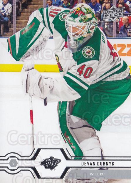 2019-20 Upper Deck #377 Devan Dubnyk<br/>15 In Stock - $1.00 each - <a href=https://centericecollectibles.foxycart.com/cart?name=2019-20%20Upper%20Deck%20%23377%20Devan%20Dubnyk...&quantity_max=15&price=$1.00&code=767286 class=foxycart> Buy it now! </a>
