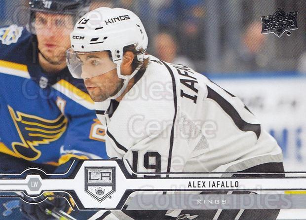 2019-20 Upper Deck #401 Alex Iafallo<br/>15 In Stock - $1.00 each - <a href=https://centericecollectibles.foxycart.com/cart?name=2019-20%20Upper%20Deck%20%23401%20Alex%20Iafallo...&quantity_max=15&price=$1.00&code=767310 class=foxycart> Buy it now! </a>