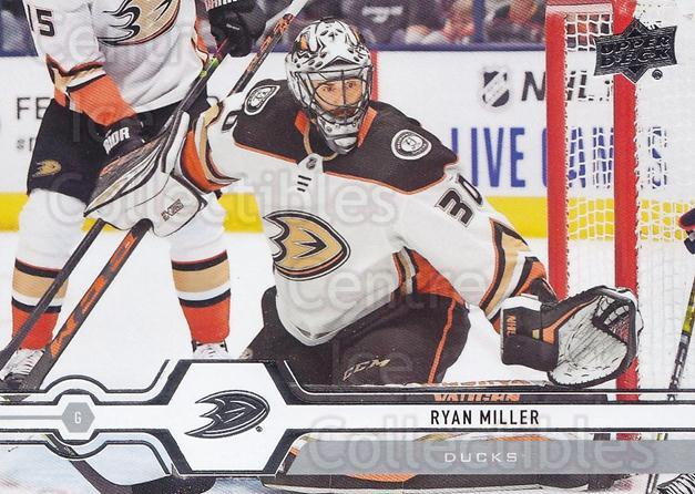2019-20 Upper Deck #429 Ryan Miller<br/>15 In Stock - $1.00 each - <a href=https://centericecollectibles.foxycart.com/cart?name=2019-20%20Upper%20Deck%20%23429%20Ryan%20Miller...&quantity_max=15&price=$1.00&code=767338 class=foxycart> Buy it now! </a>