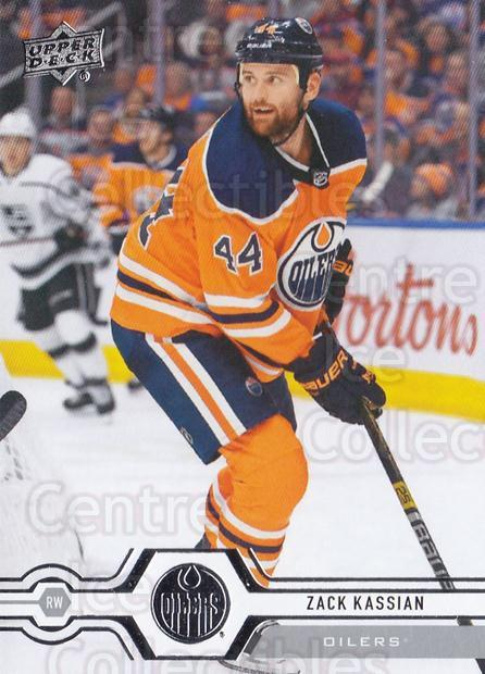 2019-20 Upper Deck #440 Zack Kassian<br/>15 In Stock - $1.00 each - <a href=https://centericecollectibles.foxycart.com/cart?name=2019-20%20Upper%20Deck%20%23440%20Zack%20Kassian...&quantity_max=15&price=$1.00&code=767349 class=foxycart> Buy it now! </a>