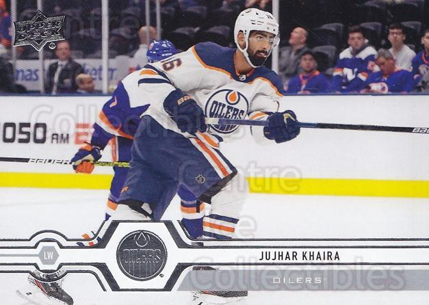 2019-20 Upper Deck #441 Jujhar Khaira<br/>15 In Stock - $1.00 each - <a href=https://centericecollectibles.foxycart.com/cart?name=2019-20%20Upper%20Deck%20%23441%20Jujhar%20Khaira...&quantity_max=15&price=$1.00&code=767350 class=foxycart> Buy it now! </a>