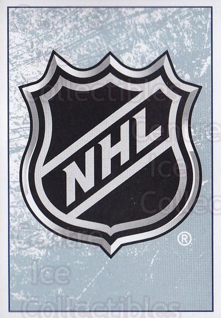 2013-14 Panini Stickers #1 NHL Logo<br/>2 In Stock - $1.00 each - <a href=https://centericecollectibles.foxycart.com/cart?name=2013-14%20Panini%20Stickers%20%231%20NHL%20Logo...&quantity_max=2&price=$1.00&code=767452 class=foxycart> Buy it now! </a>