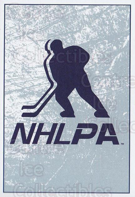2013-14 Panini Stickers #2 NHLPA Logo<br/>2 In Stock - $1.00 each - <a href=https://centericecollectibles.foxycart.com/cart?name=2013-14%20Panini%20Stickers%20%232%20NHLPA%20Logo...&quantity_max=2&price=$1.00&code=767453 class=foxycart> Buy it now! </a>