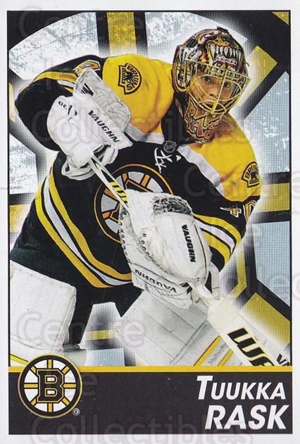 2013-14 Panini Stickers #29 Tuukka Rask<br/>2 In Stock - $2.00 each - <a href=https://centericecollectibles.foxycart.com/cart?name=2013-14%20Panini%20Stickers%20%2329%20Tuukka%20Rask...&quantity_max=2&price=$2.00&code=767480 class=foxycart> Buy it now! </a>