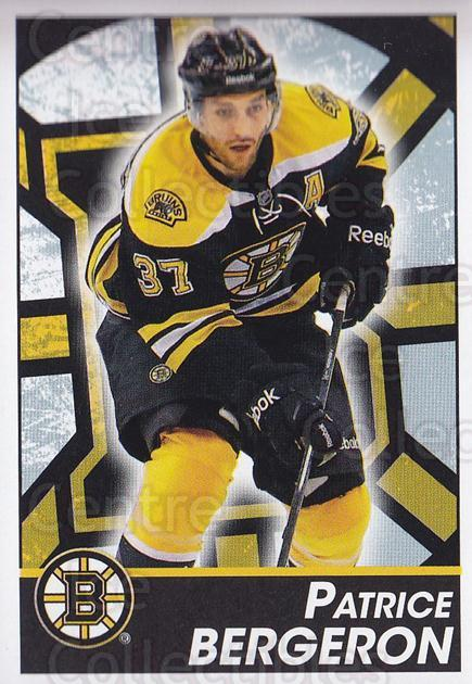 2013-14 Panini Stickers #37 Patrice Bergeron<br/>2 In Stock - $2.00 each - <a href=https://centericecollectibles.foxycart.com/cart?name=2013-14%20Panini%20Stickers%20%2337%20Patrice%20Bergero...&quantity_max=2&price=$2.00&code=767488 class=foxycart> Buy it now! </a>