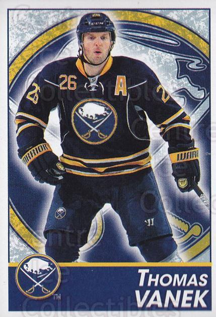 2013-14 Panini Stickers #41 Thomas Vanek<br/>2 In Stock - $1.00 each - <a href=https://centericecollectibles.foxycart.com/cart?name=2013-14%20Panini%20Stickers%20%2341%20Thomas%20Vanek...&quantity_max=2&price=$1.00&code=767492 class=foxycart> Buy it now! </a>