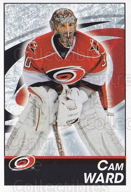 2013-14 Panini Stickers #47 Cam Ward<br/>2 In Stock - $1.00 each - <a href=https://centericecollectibles.foxycart.com/cart?name=2013-14%20Panini%20Stickers%20%2347%20Cam%20Ward...&quantity_max=2&price=$1.00&code=767498 class=foxycart> Buy it now! </a>