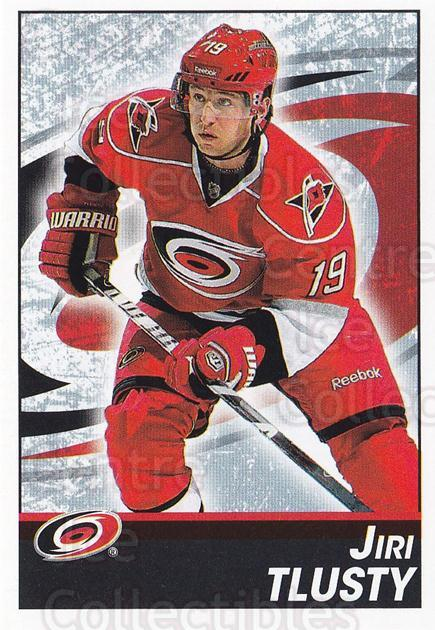 2013-14 Panini Stickers #54 Jiri Tlusty<br/>2 In Stock - $1.00 each - <a href=https://centericecollectibles.foxycart.com/cart?name=2013-14%20Panini%20Stickers%20%2354%20Jiri%20Tlusty...&quantity_max=2&price=$1.00&code=767505 class=foxycart> Buy it now! </a>