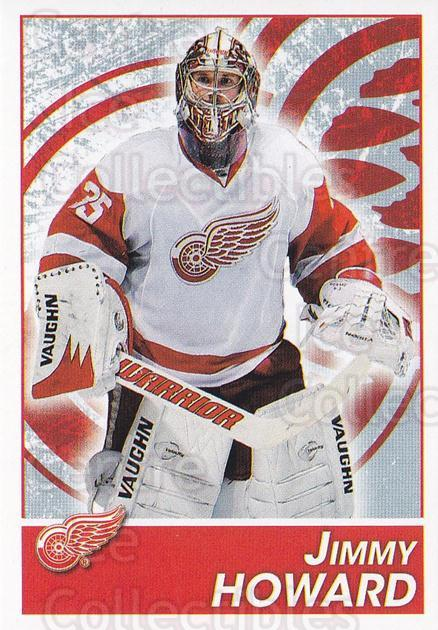 2013-14 Panini Stickers #65 Jimmy Howard<br/>1 In Stock - $1.00 each - <a href=https://centericecollectibles.foxycart.com/cart?name=2013-14%20Panini%20Stickers%20%2365%20Jimmy%20Howard...&quantity_max=1&price=$1.00&code=767516 class=foxycart> Buy it now! </a>