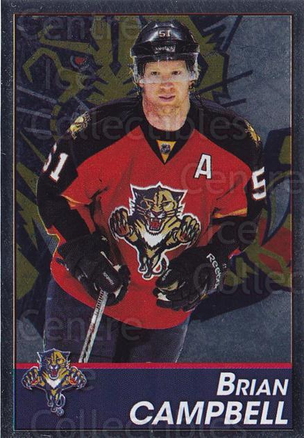 2013-14 Panini Stickers #78 Brian Campbell<br/>2 In Stock - $1.00 each - <a href=https://centericecollectibles.foxycart.com/cart?name=2013-14%20Panini%20Stickers%20%2378%20Brian%20Campbell...&quantity_max=2&price=$1.00&code=767529 class=foxycart> Buy it now! </a>