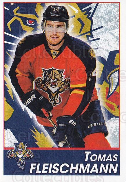 2013-14 Panini Stickers #79 Tomas Fleischmann<br/>2 In Stock - $1.00 each - <a href=https://centericecollectibles.foxycart.com/cart?name=2013-14%20Panini%20Stickers%20%2379%20Tomas%20Fleischma...&quantity_max=2&price=$1.00&code=767530 class=foxycart> Buy it now! </a>