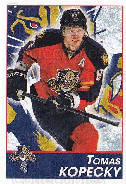 2013-14 Panini Stickers #80 Tomas Kopecky<br/>1 In Stock - $1.00 each - <a href=https://centericecollectibles.foxycart.com/cart?name=2013-14%20Panini%20Stickers%20%2380%20Tomas%20Kopecky...&quantity_max=1&price=$1.00&code=767531 class=foxycart> Buy it now! </a>