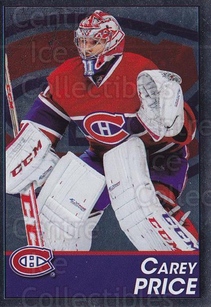 2013-14 Panini Stickers #83 Carey Price<br/>2 In Stock - $5.00 each - <a href=https://centericecollectibles.foxycart.com/cart?name=2013-14%20Panini%20Stickers%20%2383%20Carey%20Price...&quantity_max=2&price=$5.00&code=767534 class=foxycart> Buy it now! </a>