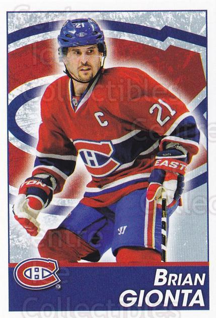 2013-14 Panini Stickers #88 Brian Gionta<br/>2 In Stock - $1.00 each - <a href=https://centericecollectibles.foxycart.com/cart?name=2013-14%20Panini%20Stickers%20%2388%20Brian%20Gionta...&quantity_max=2&price=$1.00&code=767539 class=foxycart> Buy it now! </a>