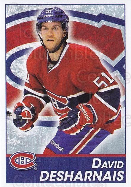 2013-14 Panini Stickers #89 David Desharnais<br/>2 In Stock - $1.00 each - <a href=https://centericecollectibles.foxycart.com/cart?name=2013-14%20Panini%20Stickers%20%2389%20David%20Desharnai...&quantity_max=2&price=$1.00&code=767540 class=foxycart> Buy it now! </a>
